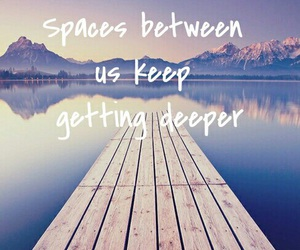 one direction, Lyrics, and spaces image