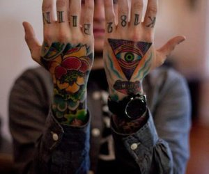 tattoo, boy, and blink 182 image