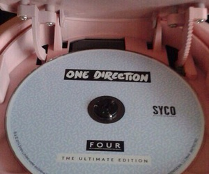 one direction, four, and pink image
