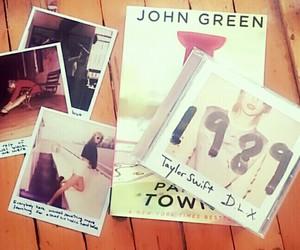 1989, books, and john green image
