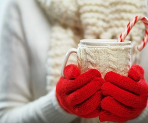 winter, christmas, and cold image