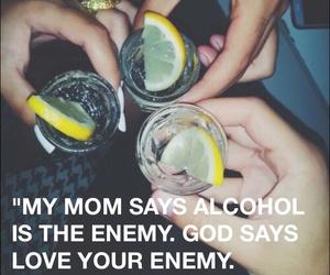 alcohol, enemy, and grunge image