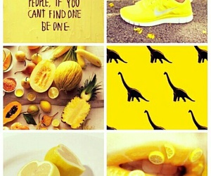 yellow, feed, and cute image