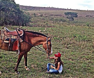 camp, Cowgirl, and girl image