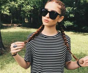 fashion, braid, and hair image