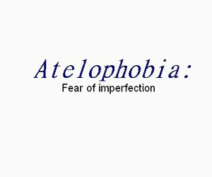 fear, imperfection, and control image