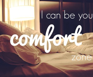 be strong, bed, and comfort zone image