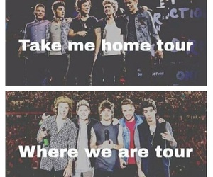 on the road again, tour, and up all night image