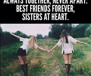 friendship, girls, and heart image