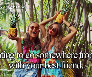 summer, friends, and best friends image