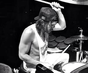 shannon leto, 30stm, and drums image