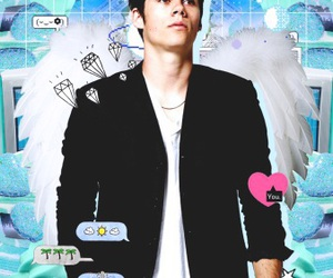 wallpaper, background, and dylan o'brien image