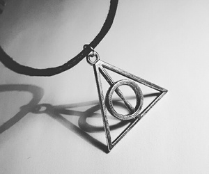 choker, harry potter, and necklase image