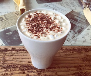 cocoa, coffee, and food image