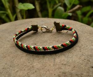 etsy, friendship bracelet, and stocking stuffer image