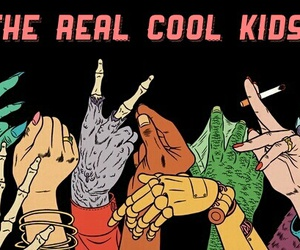 alien, alternative, and cool kids image