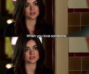 pretty little liars, greek, and pll image