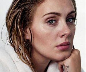Adele, singer, and rolling stone image