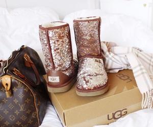 fashion, ugg, and uggs image