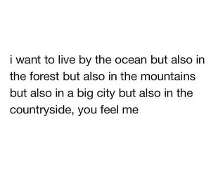 quotes, ocean, and city image
