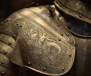 armor and medieval image