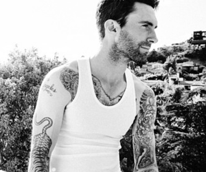 handsome, maroon 5, and adam levine image
