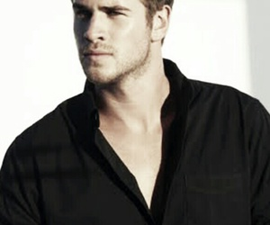 liam hemsworth, sexy, and handsome image