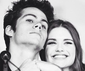 teenwolf, dylano'brien, and stydia image