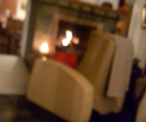 cold, fireplace, and luxory image