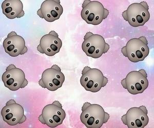 emoji, Koala, and like image
