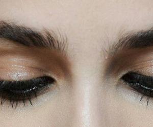 beautiful, lashes, and tumblr image