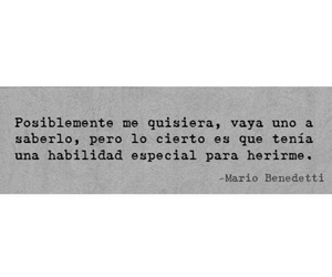 amor, frases, and mario benedetti image