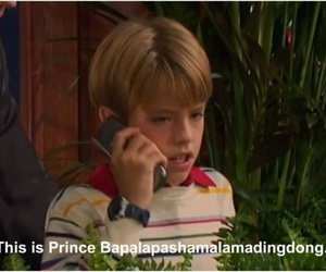 funny, zack and cody, and cody image