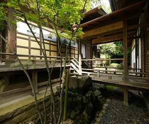 architecture, asia, and japan image