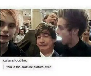 funny, 5 seconds of summer, and 5sos image