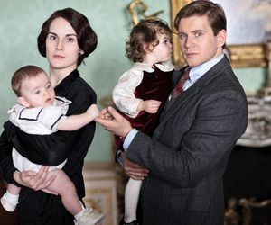 mother and downton abbey image