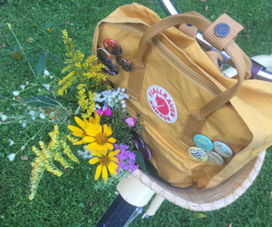 flowers and kanken image