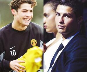 celebrity, cristiano ronaldo, and football image