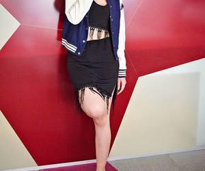 fashionable, skirts, and fashionist girl image