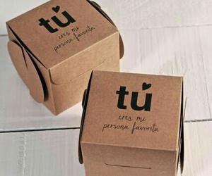 diy, regalo, and cajas image