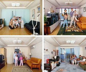 apartment, room, and asian image