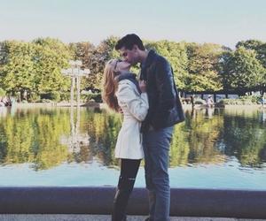 kiss, dove cameron, and ryan mccartan image