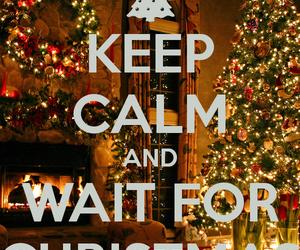 calm, christmas, and keep image