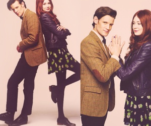 doctor, doctorwho, and mattsmith image