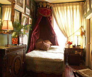 room, bed, and interior image