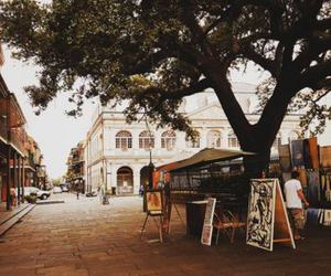 coffe, morning, and new orleans image