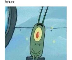 plankton, funny, and spongebob image