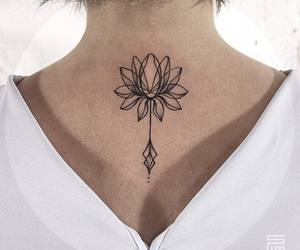 tattoo and lotus image