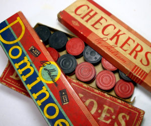 20s, 30s, and dominoes image