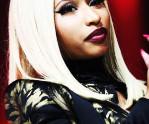 hair and nicki minaj image
